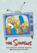 the simpsons - sæson 2 - DVD
