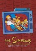 the simpsons - sæson 5 - DVD