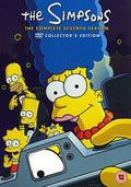 the simpsons - sæson 7 - collectors edition - DVD