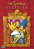 the simpsons - sex løgn og simpsons - DVD