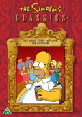 the simpsons - the last temptation of homer - DVD