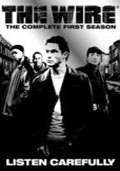 the wire - sæson 1 - hbo - DVD