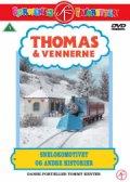 thomas og vennerne / thomas and friends - 14 - toget thomas - DVD