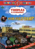 thomas og vennerne / thomas and friends - for fuld damp - DVD