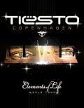 tiesto copenhagen - elements of life - Blu-Ray