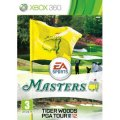 tiger woods pga tour 12: the masters - dk - xbox 360