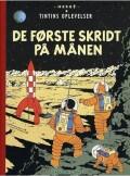 tintins oplevelser standardudgave: de første skridt på månen -, ny oversættelse - bog