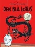 tintins oplevelser standardudgave: den blå lotus -, ny oversættelse - bog