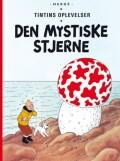 tintins oplevelser standardudgave: den mystiske stjerne -, ny oversættelse - bog