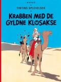 tintins oplevelser standardudgave: krabben med de gyldne klosakse -, ny oversættelse - bog