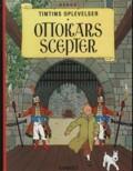tintins oplevelser standardudgave: ottokars scepter -, ny oversættelse - bog