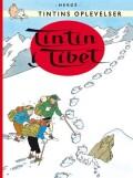 tintins oplevelser: tintin i tibet -, standardudgave ny oversættelse - bog