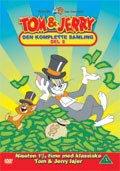 tom og jerry - den komplette samling del 2 - DVD