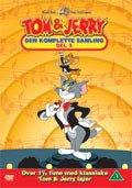 tom og jerry - den komplette samling del 3 - DVD
