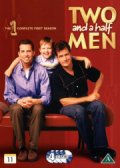 two and a half men - sæson 1 - DVD