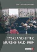 tyskland efter murens fald 1989 - bog
