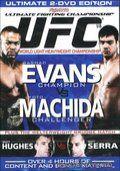ultimate fighting championship evans vs. machida - DVD