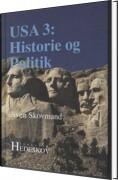 usa 3: historie og politik - bog