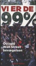 vi er de 99% - bog
