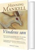 vindens søn - bog