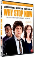 why stop now - DVD
