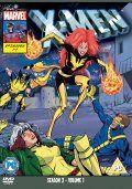 x-men - episode 1-7 : sæson 3 - volume 1 - DVD