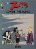 zits: zombie-forældre - bog