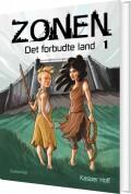 zonen 1 - det forbudte land - bog