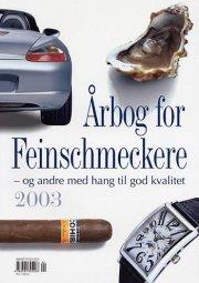 årbog for feinschmeckere - bog