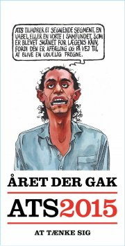 året der gak - ats 2015 - bog