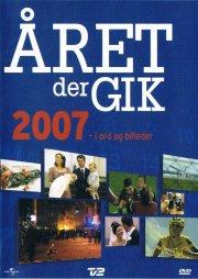 året der gik 2007 - i ord og billeder - DVD
