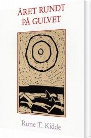året rundt på gulvet - bog