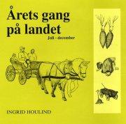 årets gang på landet - bog