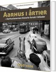 aarhus i årtier - bog