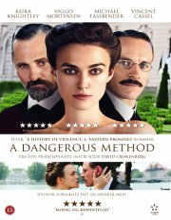 a dangerous method - DVD