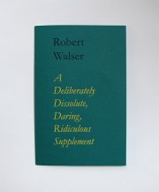 a deliberately dissolute, daring, ridiculous supplement - bog