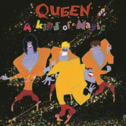 queen - a kind of magic - Vinyl / LP