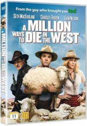 a million ways to die in the west - DVD