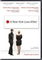 a new york love affair - DVD
