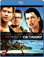 a perfect getaway - Blu-Ray
