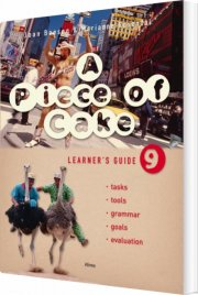 a piece of cake 9, learner´s guide - bog