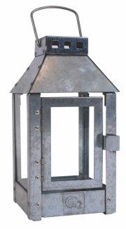 a2 living lanterne - galvaniseret stål - micro - Til Boligen