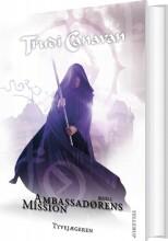ambassadørens mission #1: tyvejægeren - bog