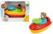 badelegetøj - bjørn i båd - abc - Bade Og Strandlegetøj