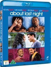 about last night - Blu-Ray