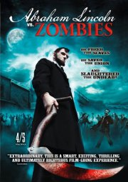 abraham lincoln vs zombies - DVD