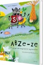 abze-ze, høltlæsningsbog - bog