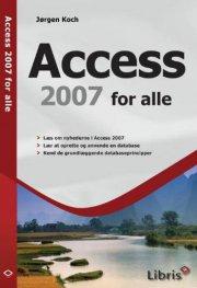 access 2007 for alle - bog