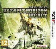 ace combat: assault horizon legacy - nintendo 3ds