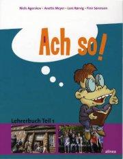 ach so! teil 1, lehrerbuch - bog